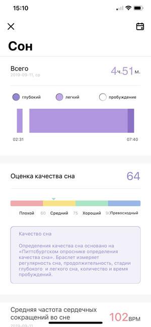 Мониторинг сна UMIDIGI Uwatch 2