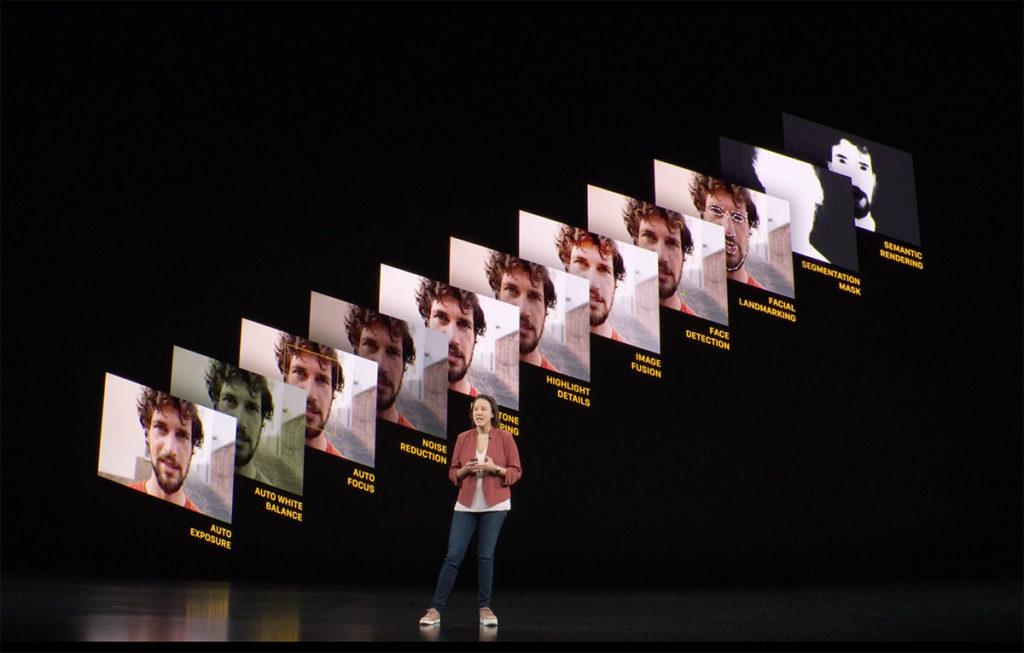 Обработка фото на iPhone 11 Pro