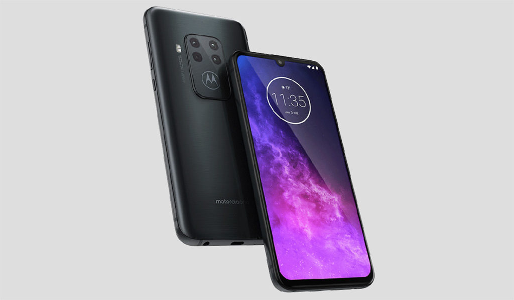 Motorola One Zoom цена