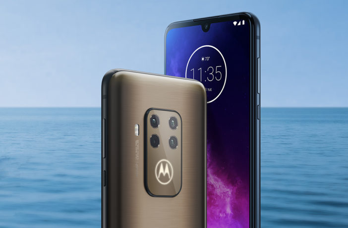 Характеристики Motorola One Zoom с четырьмя задними камерами