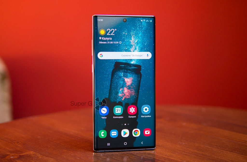 Дисплей Samsung Galaxy Note 10 Plus