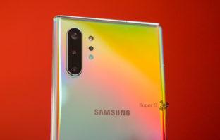 Тест камер Samsung Galaxy Note 10 Plus