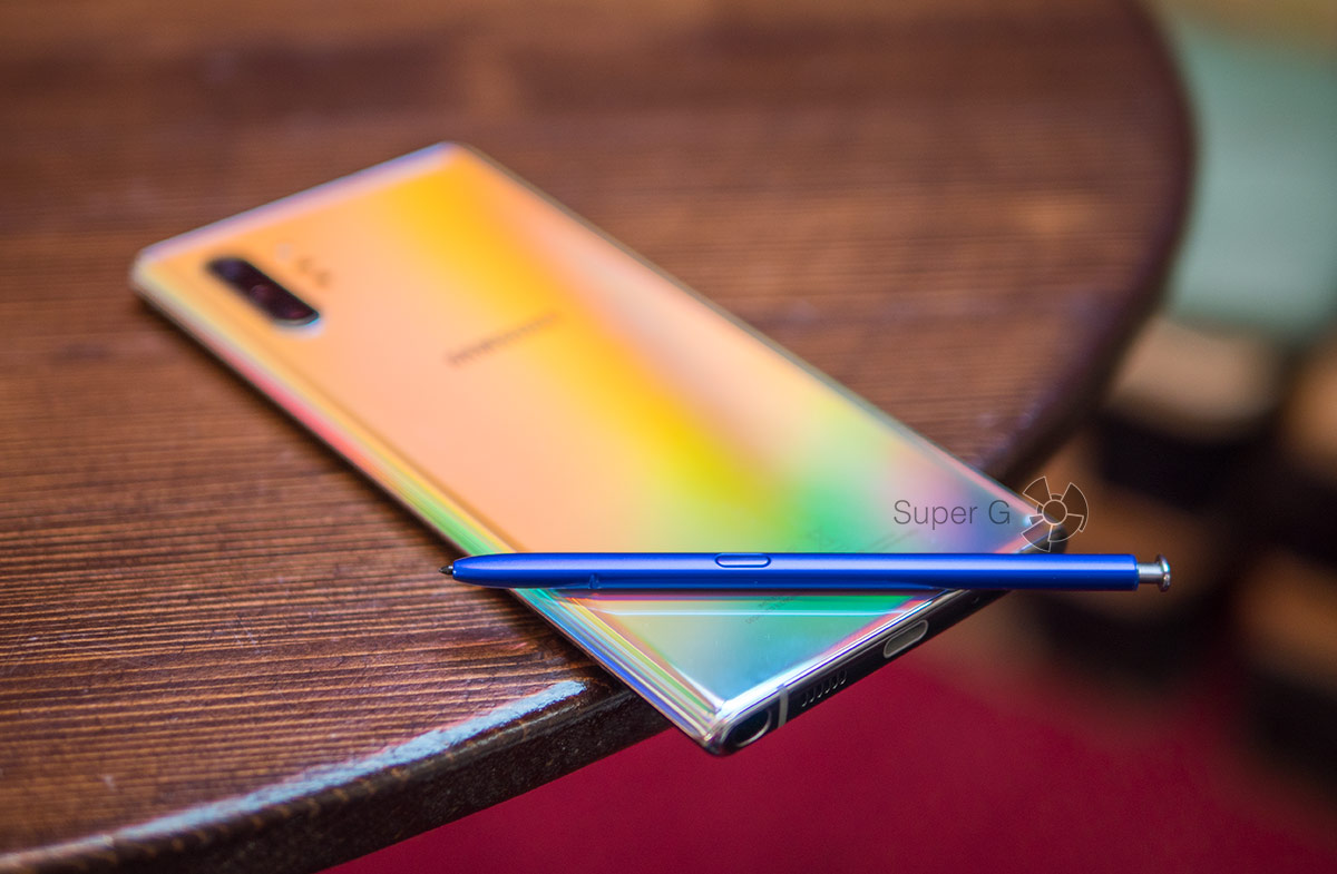 Стилус S Pen для Samsung Galaxy Note 10 Plus