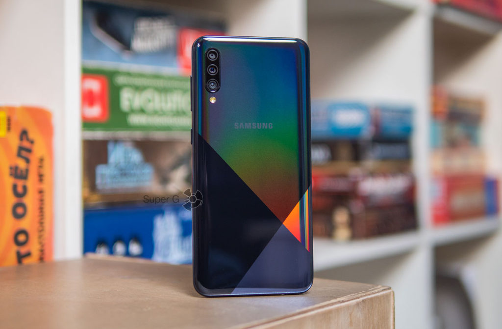 Купить Samsung Galaxy A30s