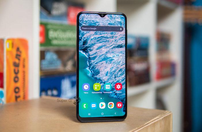 Обзор Samsung Galaxy A30s