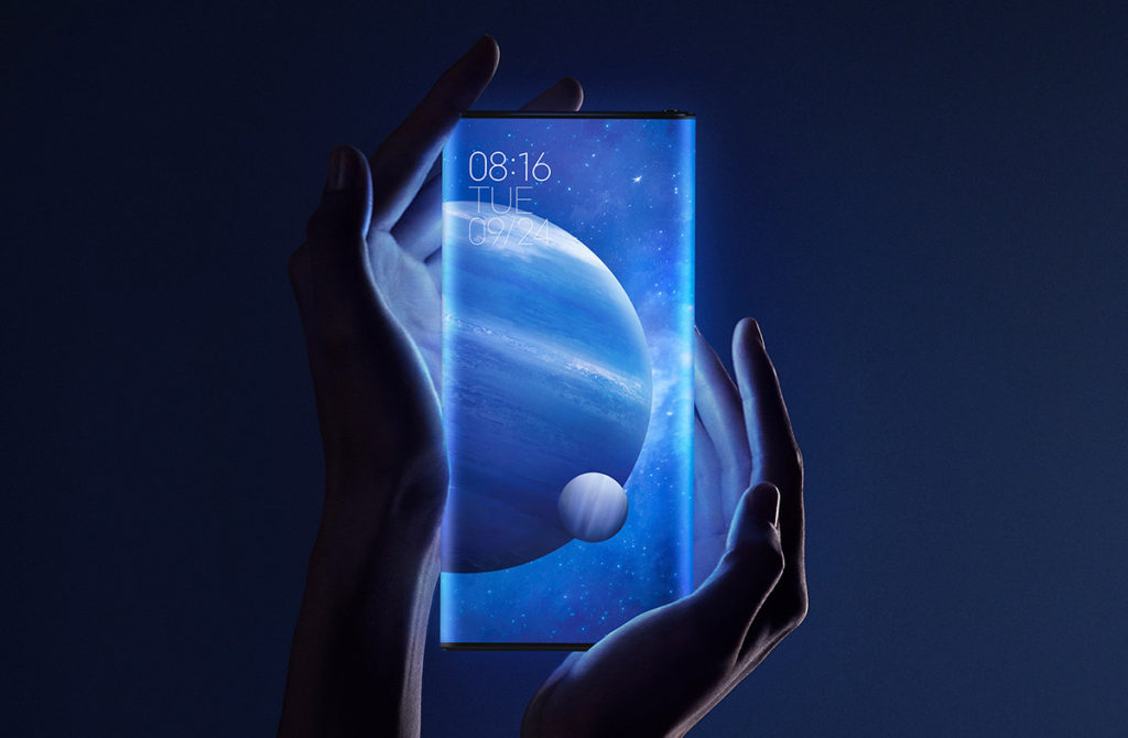 Цена Xiaomi Mi MIX Alpha
