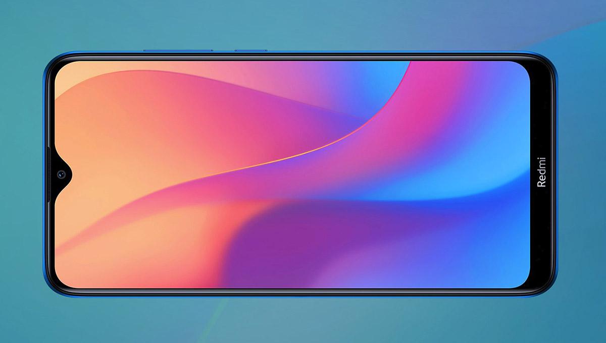 Redmi 8A Экран