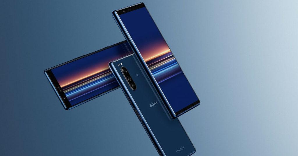 Sony Xperia 5 цена