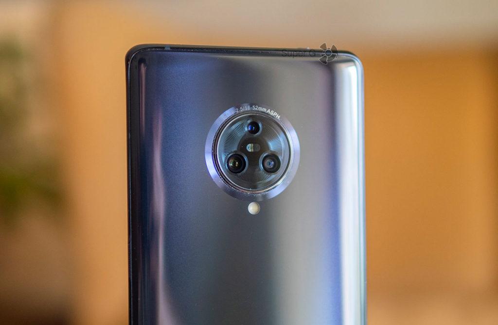 Vivo NEX 3 с камерой на 64 мегапикселя