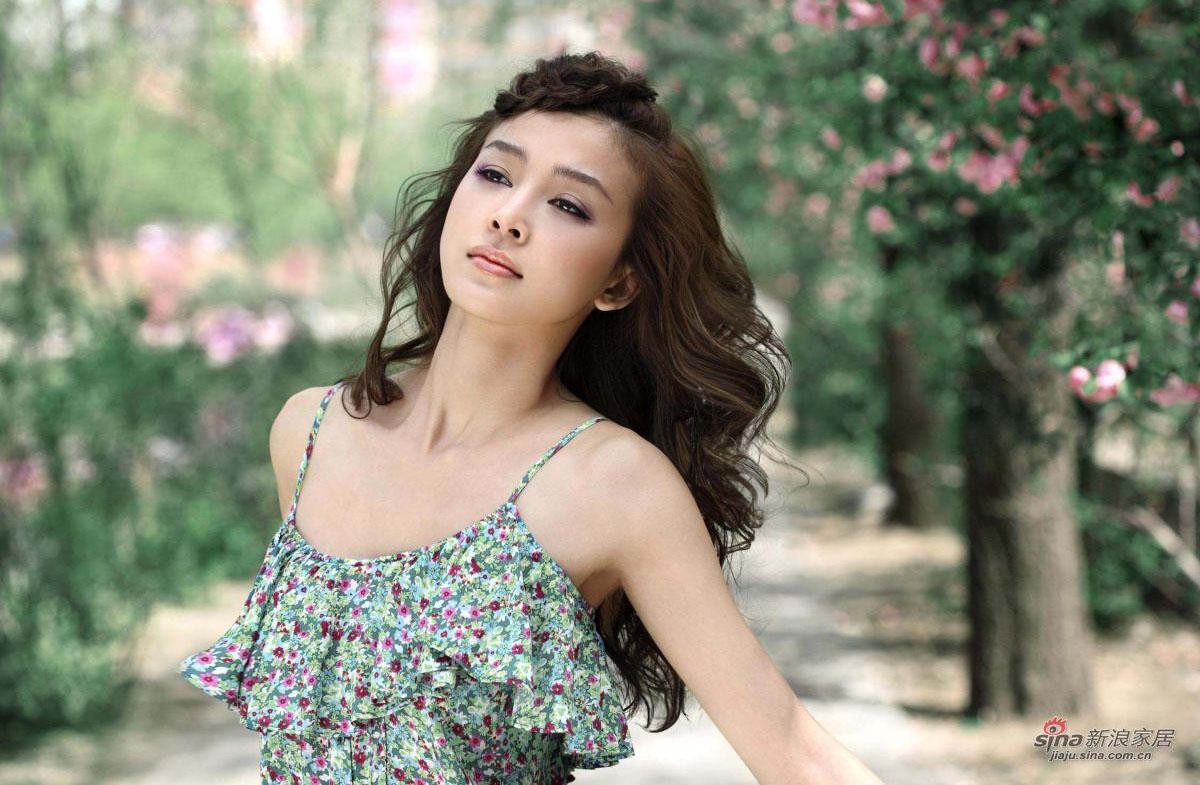 Самая красивая китайская актриса Яо Синтун