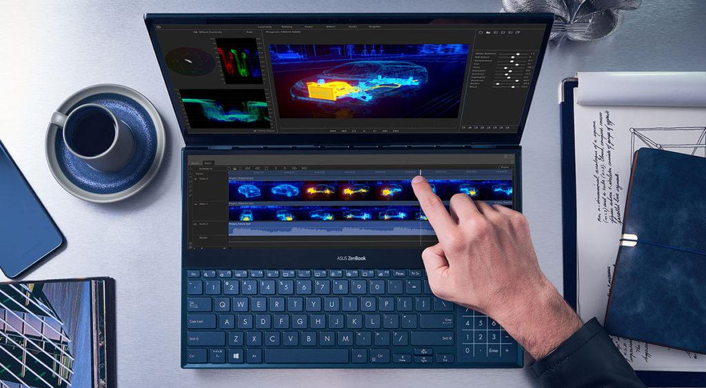 ZenBook Pro Duo цена