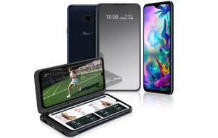 Купить LG G8x ThinQ