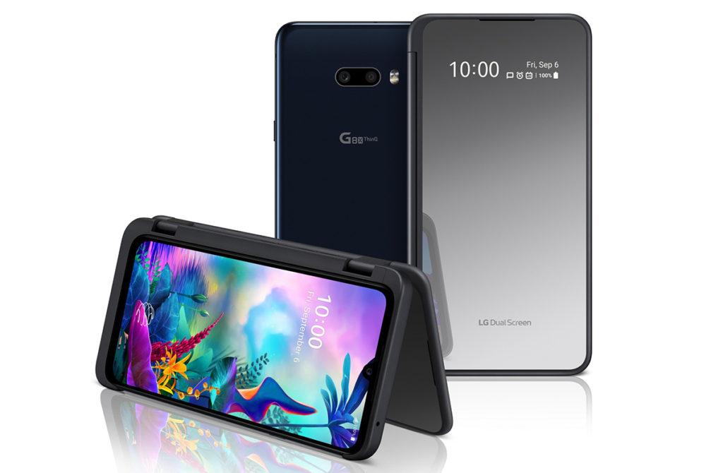 Купить LG Dual Screen