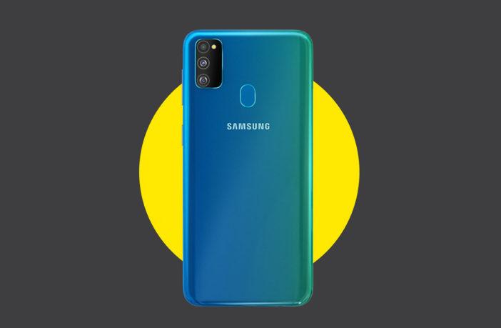 Купить Samsung Galaxy M30s