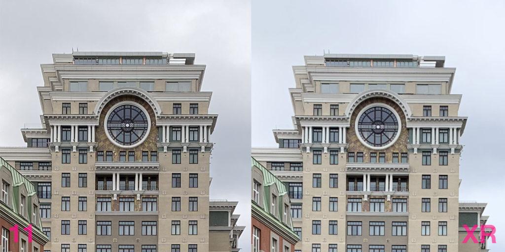 Сравнение фото с камер iPhone 11 и iPhone XR (4)