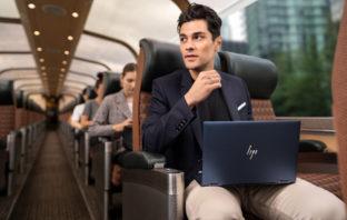 Hi-End ноутбук HP Elite Dragonfly весом меньше 1 кг приехал в Россию