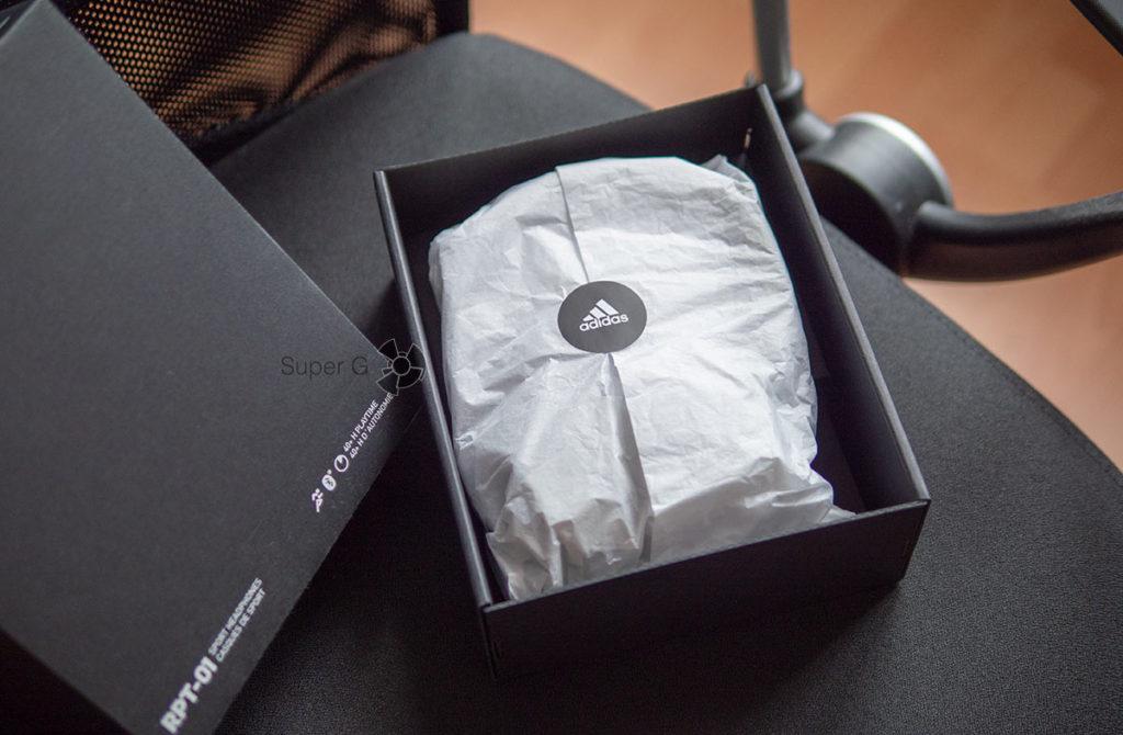 Коробка Adidas RPT-01
