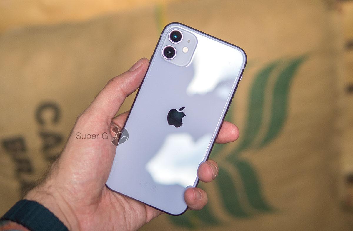 Смартфон iPhone 11 64 ГБ