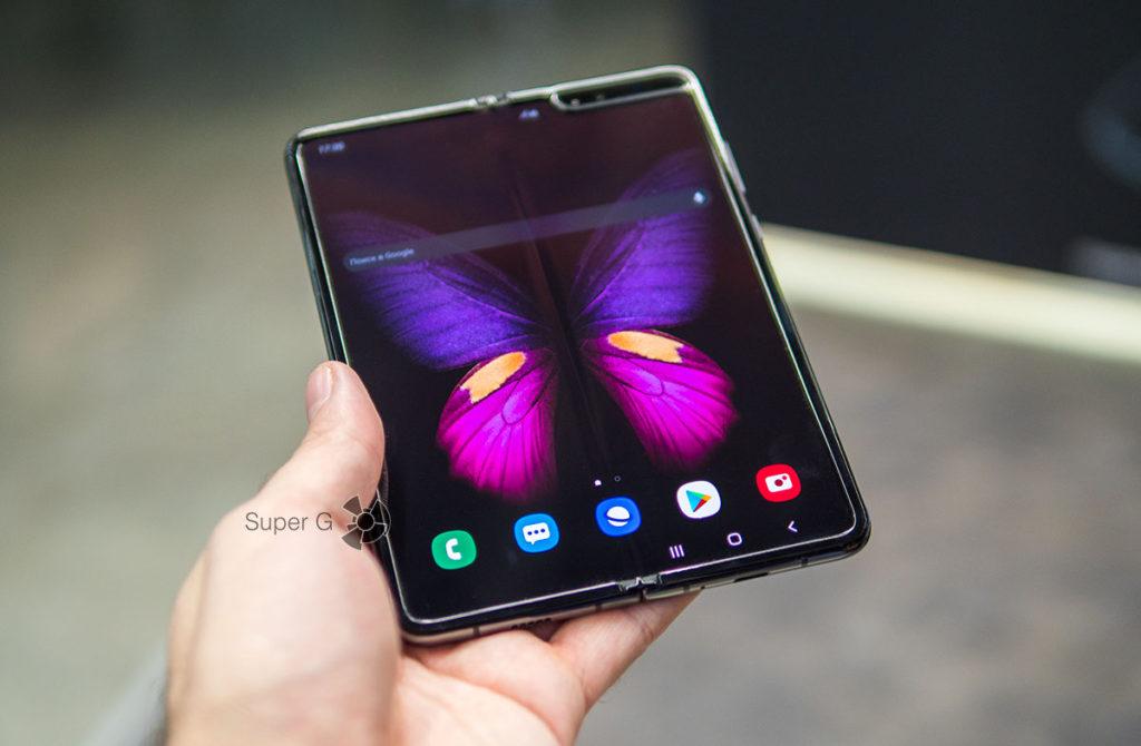 Дисплей Samsung Galaxy Fold