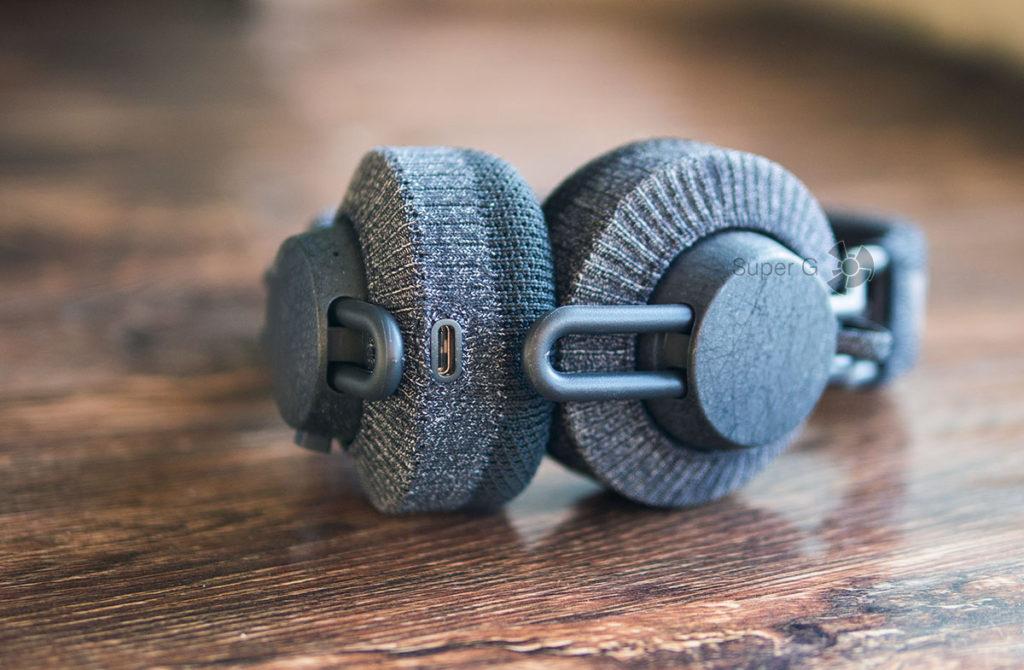 Adidas RPT-01 оснащены портом USB-C для зарядки