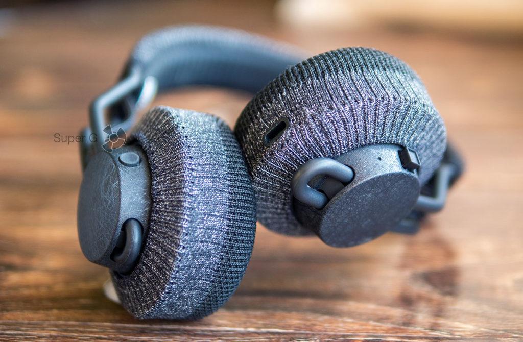 Качество звука Adidas RPT-01