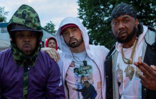 Westside Gunn, Eminem, Conway