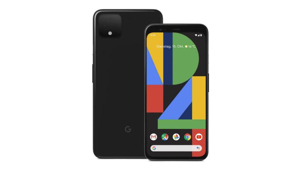 Цена Google Pixel 4