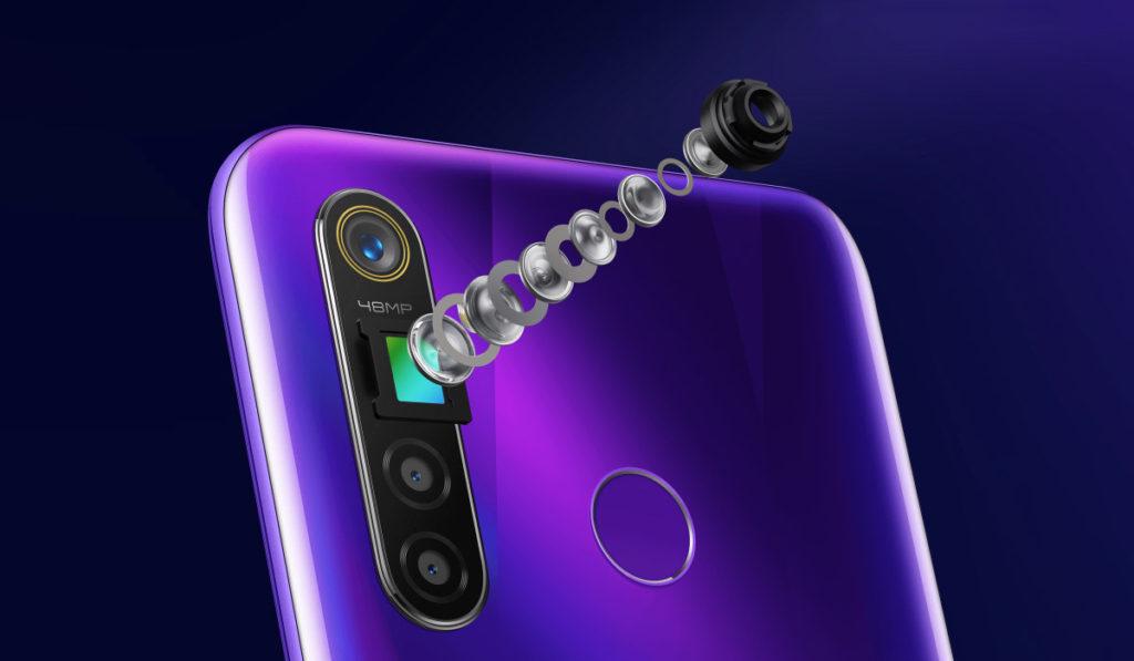 realme 5 Pro камера 48 Мп Sony IMX586