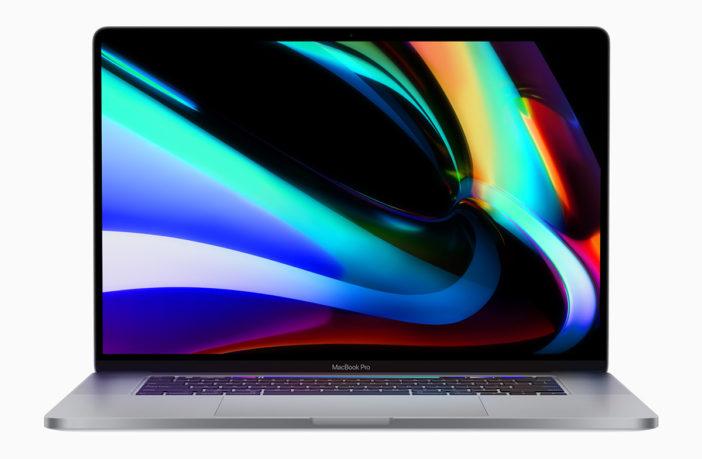Новый MacBook Pro 16 - характеристики и цены