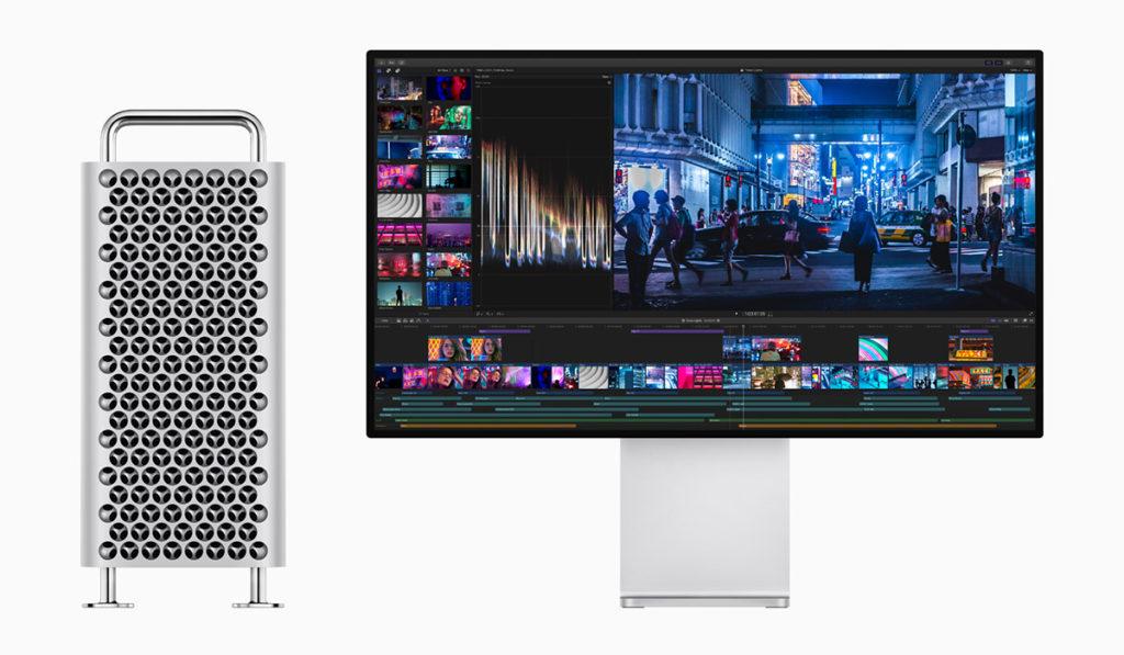 Mac Pro и Display XDR