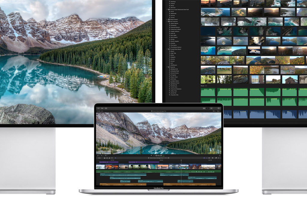 Новый ноутбук Apple MacBook Pro 16 2019