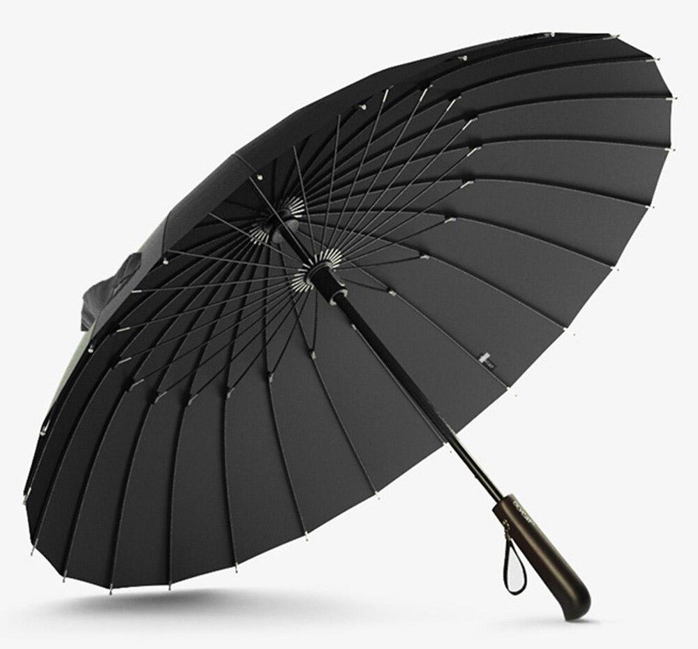 Усиленный зонт против ветра