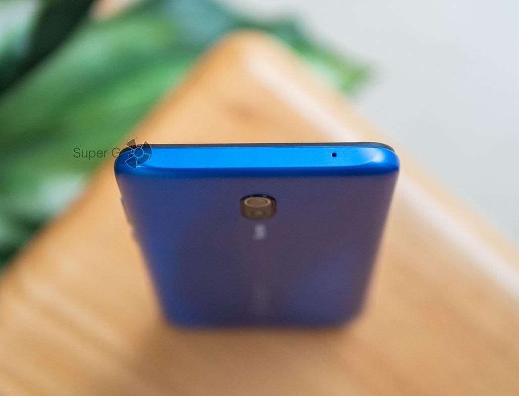 У Redmi 8A отсутствует ИК-порт