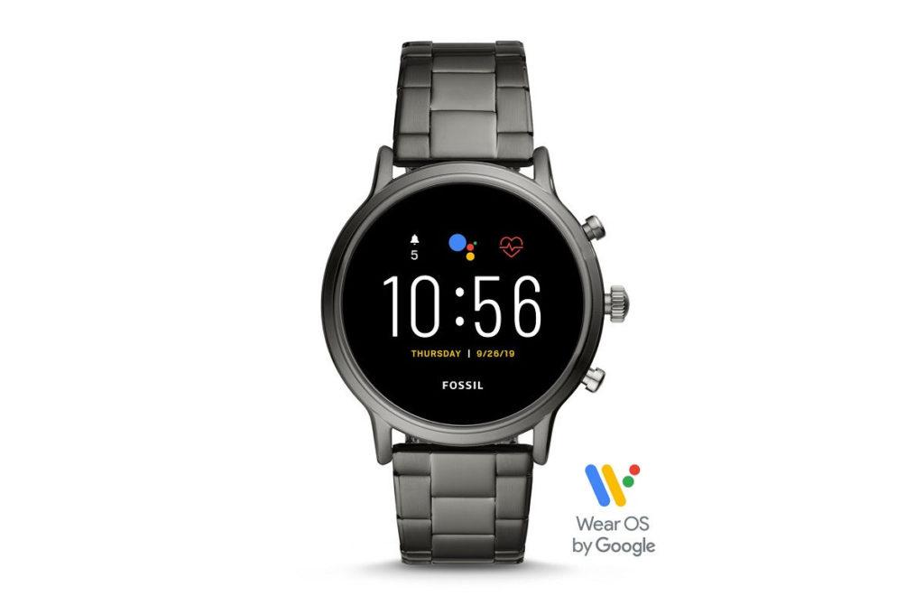 Fossil Gen 5 сравнение с Apple Watch Series 5