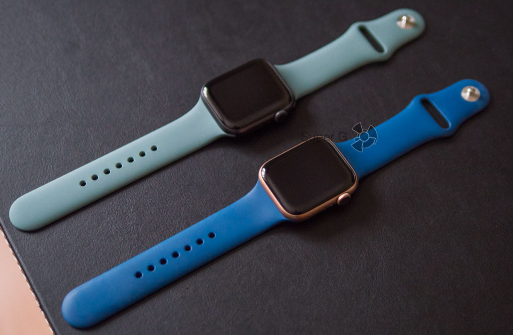 Отличия Apple Watch 5 от Apple Watch 4