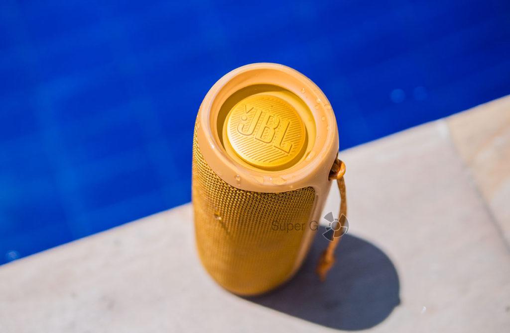 Звук JBL Flip 5 и качество