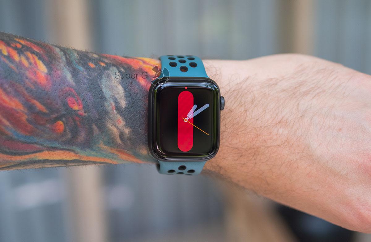 Умные часы Apple Watch 5