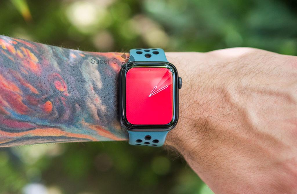 Купить Apple Watch 5 44