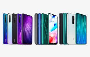 Смартфоны Redmi 8-ой серии - разбираемся с моделями, нюансами, ценами