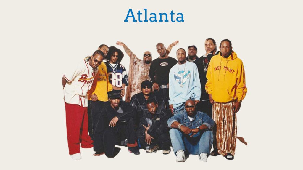 Atlanta rap