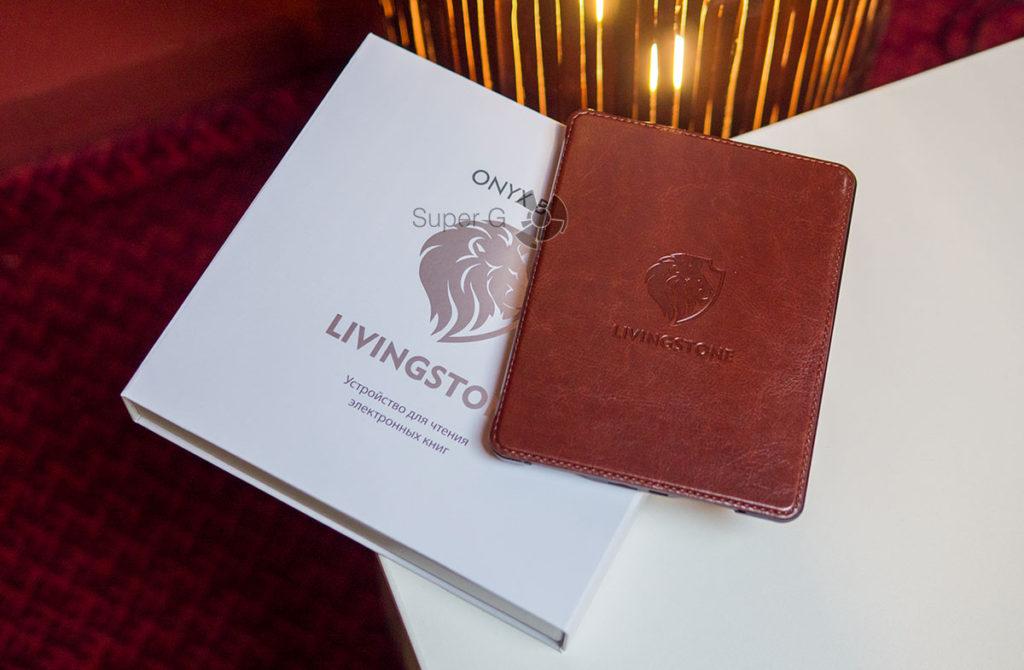 Отзывы ONYX BOOX Livingstone электронная книга