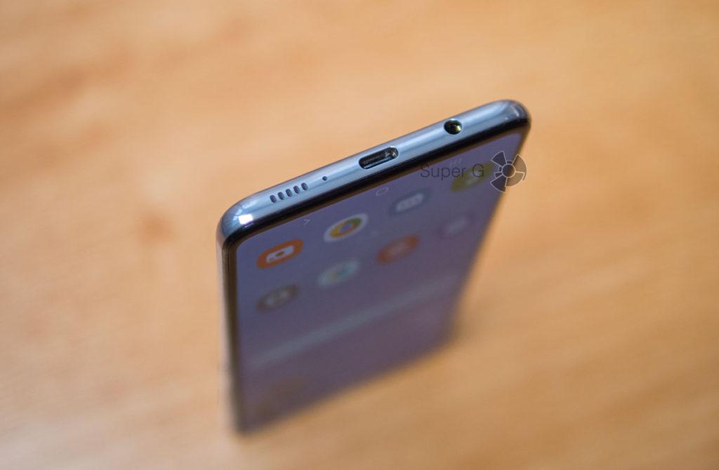 Разъёмы Samsung Galaxy A51