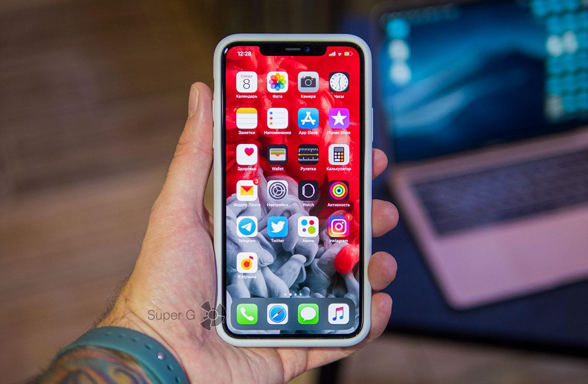 Чехол с аккумулятором Apple Smart Battery Case для iPhone 11 Pro Max