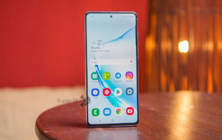 Характеристики Samsung Galaxy Note 10 Lite