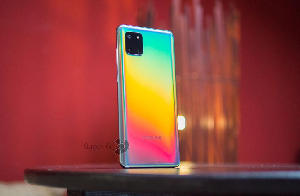 Отзывы Samsung Galaxy Note 10 Lite