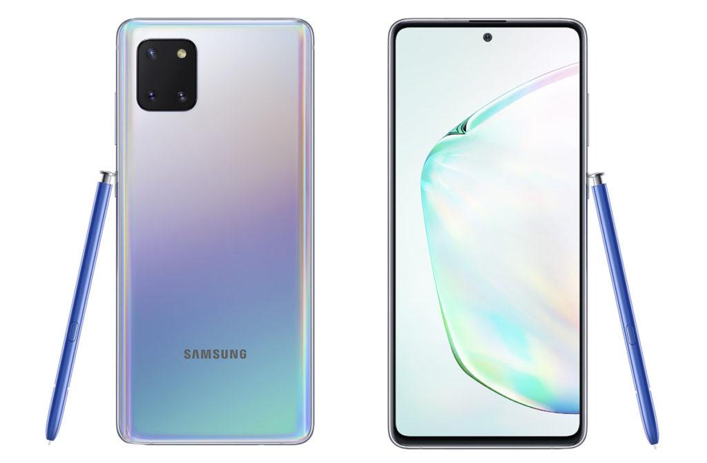 Samsung Galaxy Note 10 Lite Price
