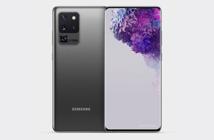 Все характеристики Samsung Galaxy S20 известны уже до выхода смартфона