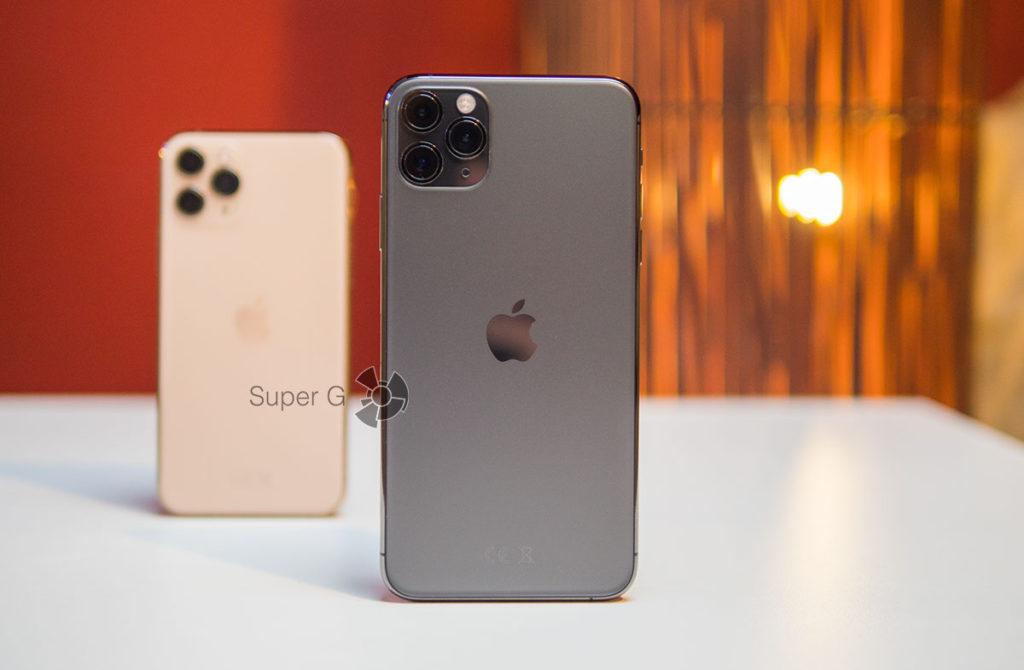 Скорость зарядки iPhone 11 Pro Max