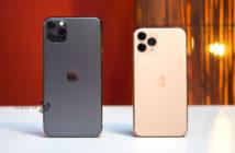 Скорость зарядки iPhone 11 Pro и 11 Pro Max
