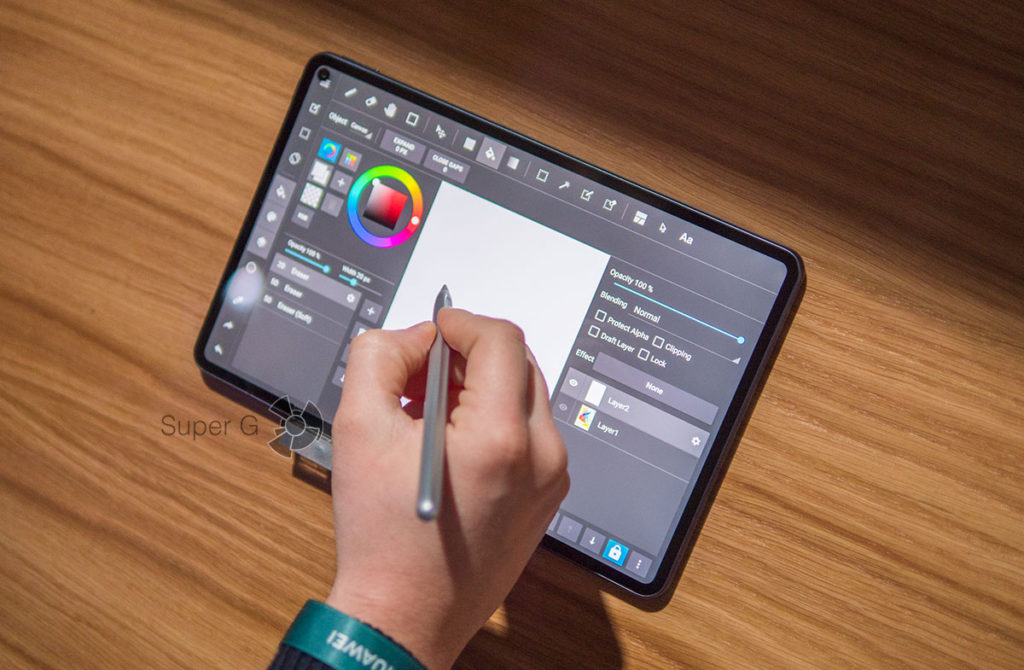 Huawei MatePad Pro цена